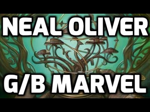 Channel Neal - Standard G/B Marvel (Match 2)