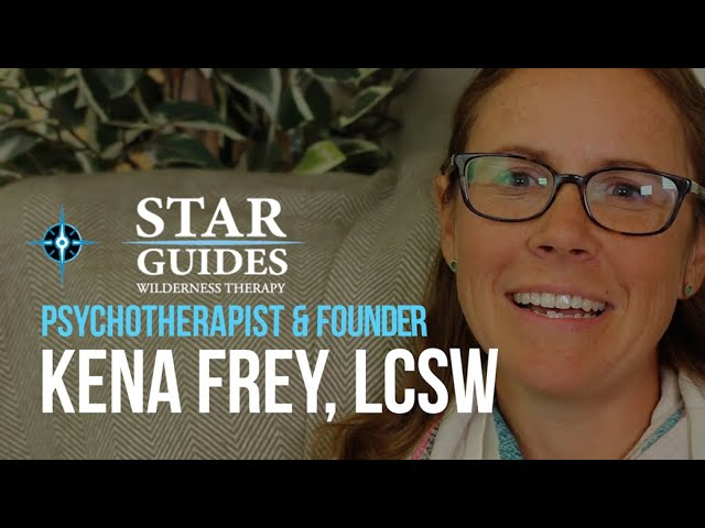 Meet The Team I Kena Frey, LCSW, Psychotherapist & Co- Founder