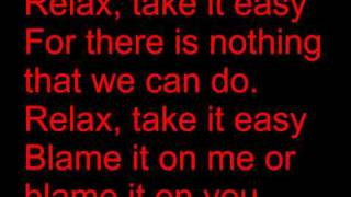 Mika - Relax take it easy lyrics
