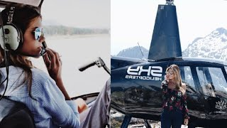 """Video People Are Calling Her """"The World's Hottest Helicopter Pilot"""" - Whaddya Think? download MP3, 3GP, MP4, WEBM, AVI, FLV November 2018"""