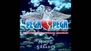 EL PEGA PEGA MIX La Noche Del Sabado Cd 2014 El Pilon Dj Mix  avi
