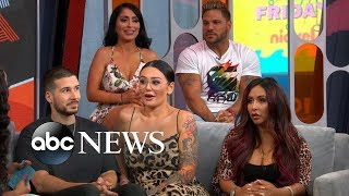 Catch Up With The Cast Of 'Jersey Shore: Family Vacation'
