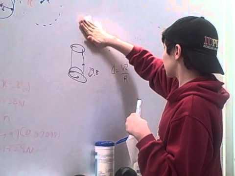 Jacob Barnett Tutors Undergrads At IUPUI