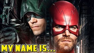 ¡GRANT es ARROW y STEPHEN es FLASH! | ElseWorlds Crossover Superman Batwoman