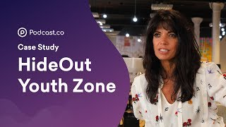 HideOut Youth Zone: Empowering Young People in Manchester