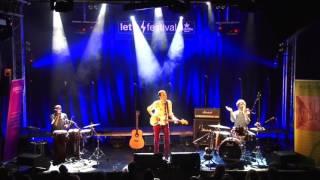 Hans Laguna - Cantar y pasear (directo en Let's Festival 2017)