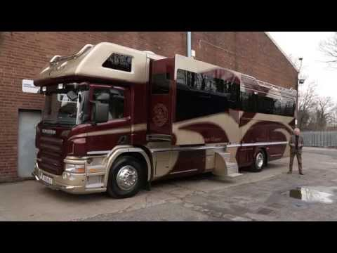 Andy Harris reviews a motorhome with a difference