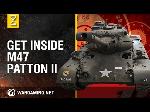 Inside the Chieftain's Hatch: M47 Patton II Part 2