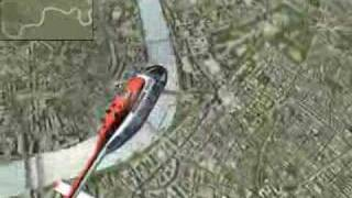 Simulator london scenery photo Flight x