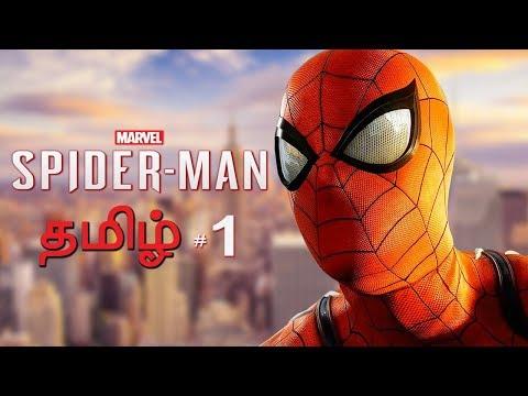 Marvel's Spiderman 2018 #1 Live Tamil Gaming