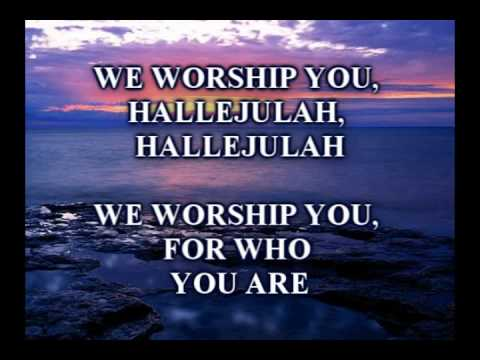 YOU ARE GOOD Lakewood Church Worship Video W/lyrics