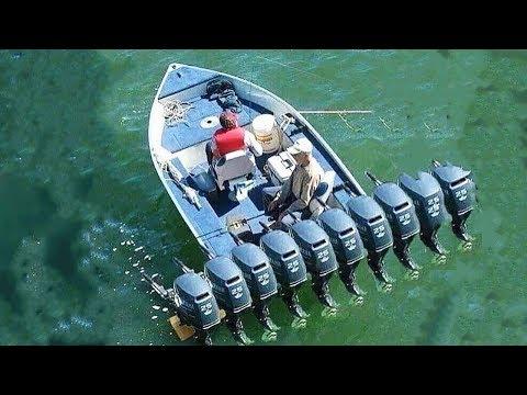 10 Botes Más Rápidos Jamás Hechos