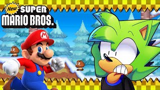 Snow Prob..Right? - New Super Mario Bros. DS - World 5