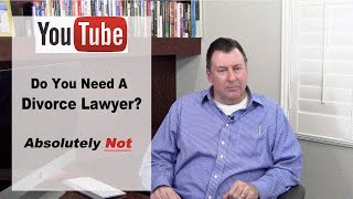 Do You Need a Divorce Lawyer