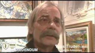 Galerie d'art Addendum - Yves Trudel