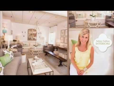 Interior Designer Montgomery AL | Ashley Gallion Interiors | 334 356 0599