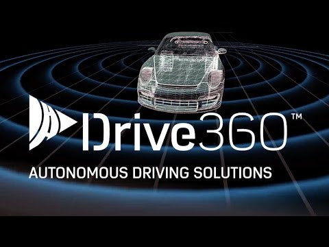 Introducing Analog Devices Drive360 Autonomous Driving Solutions