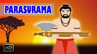 Parashurama - Sixth Avatar Of Lord Vishnu - Short Stories from Mahabharat -Animated Stories for Kids