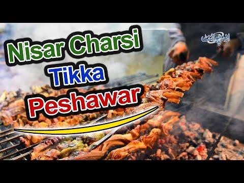 Nisar Charsi Tikka Shop Peshawar - Special Report