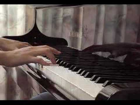 PIANO - Somewhere In Time (theme)