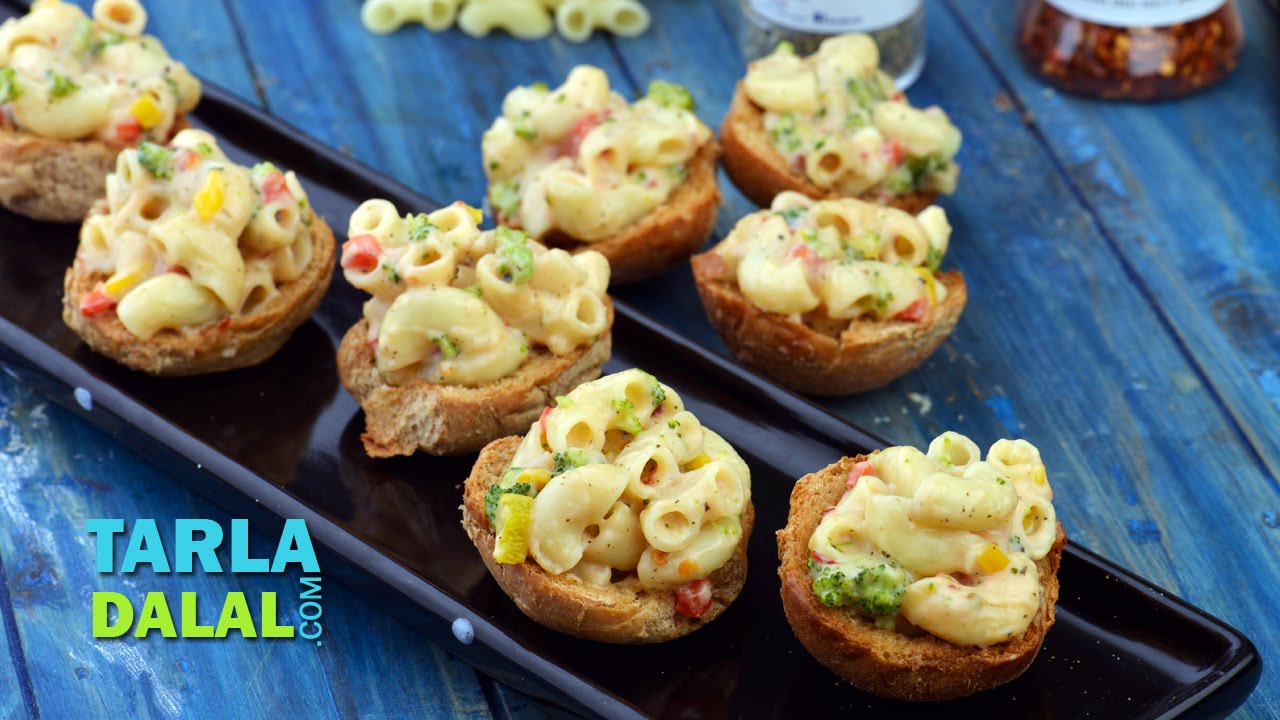 Mini macaroni buns party starter or appetizer idea recipe by mini macaroni buns party starter or appetizer idea recipe by tarla dalal youtube forumfinder Image collections