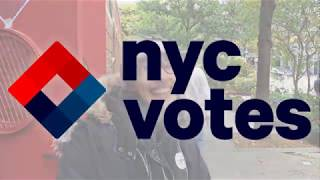Voters of New York: Election Day!