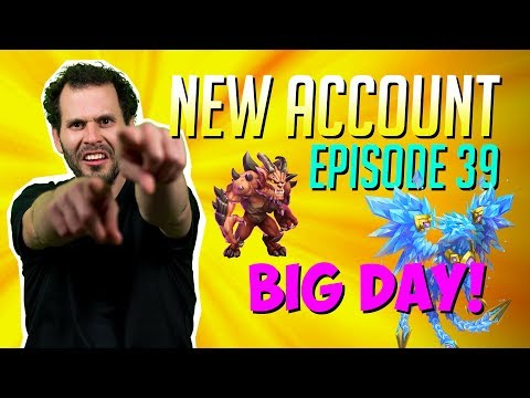 Episode 39: BIG Day For The Account