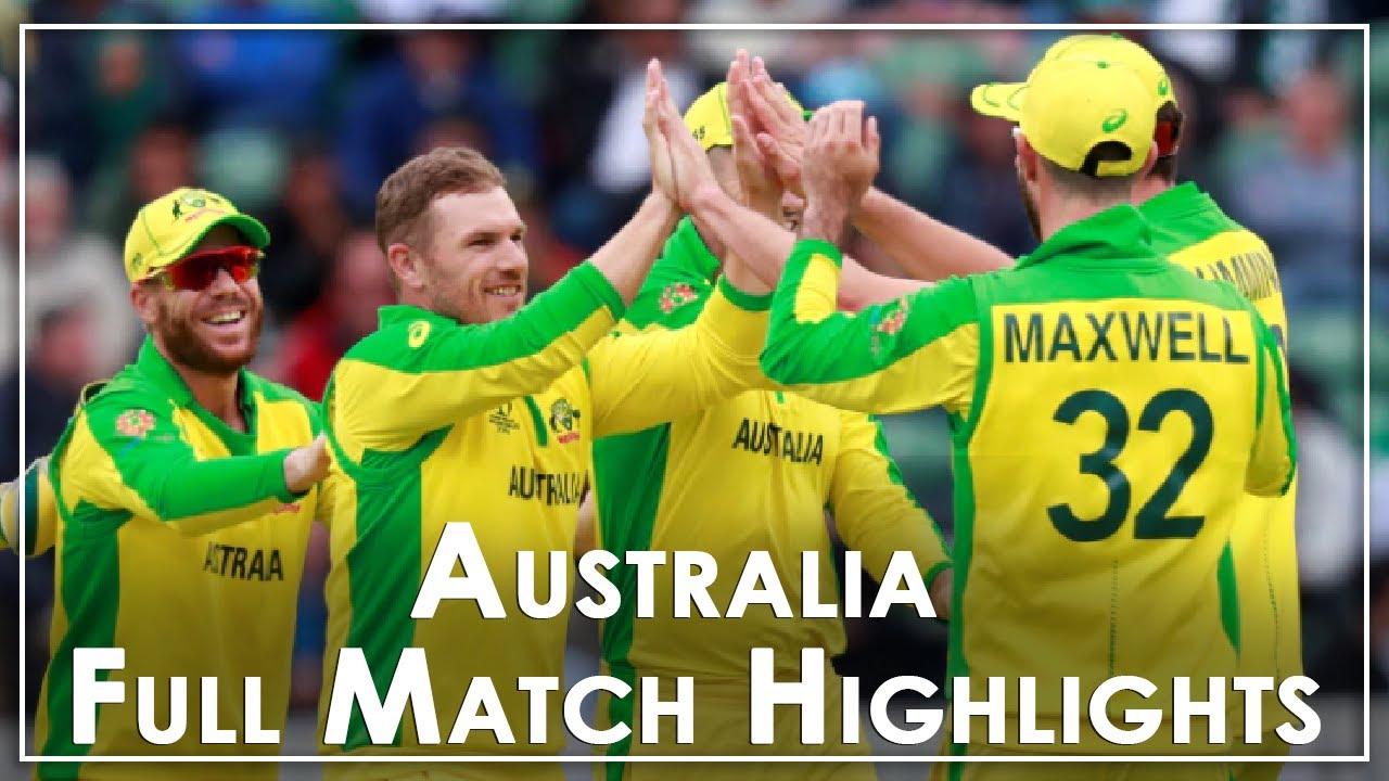 Full Match Highlights   Pakistan Vs Australia   PCB   MA2E