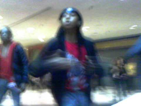 Mindless Behavior @ the galleria