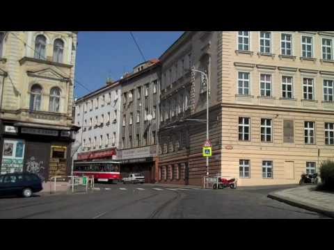 Trip to Tesco - Driving in Prague, CZ