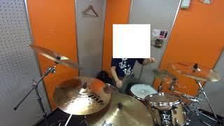 藍坊主 彼女を修理 ドラムコピー