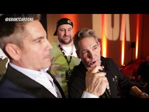 Grant Cardone Raises a Million Dollars for Charity in One Hour