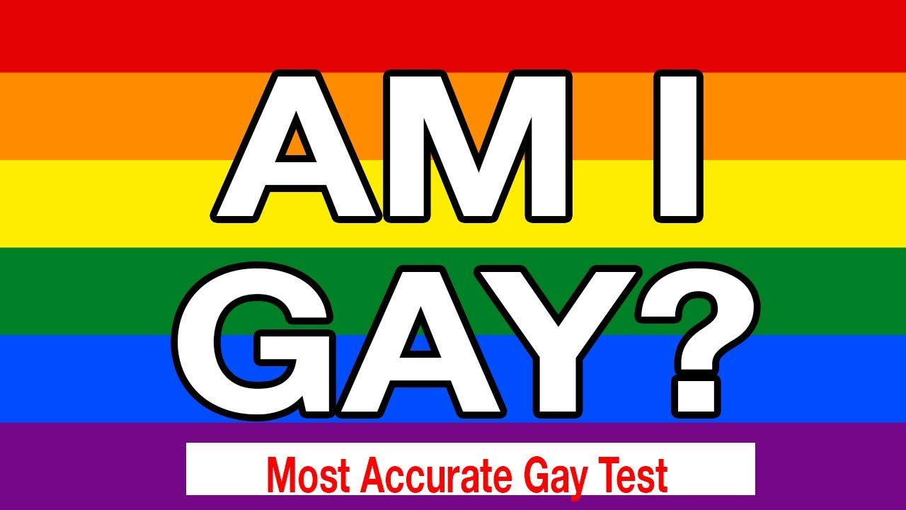 Most Accurate Gay Test