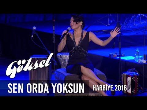 Göksel Harbiye Açıkhava Konseri 2016 – Sen Orda Yoksun