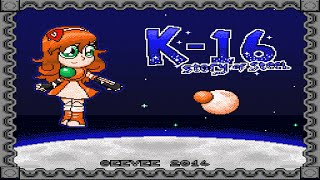 K-16: Story of Steel - 1 - Scarlet Strikes Back!