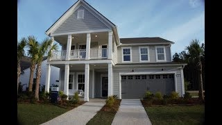 New Pulte Continental Model Home With Five Bedrooms at the Landings in Bluffton SC