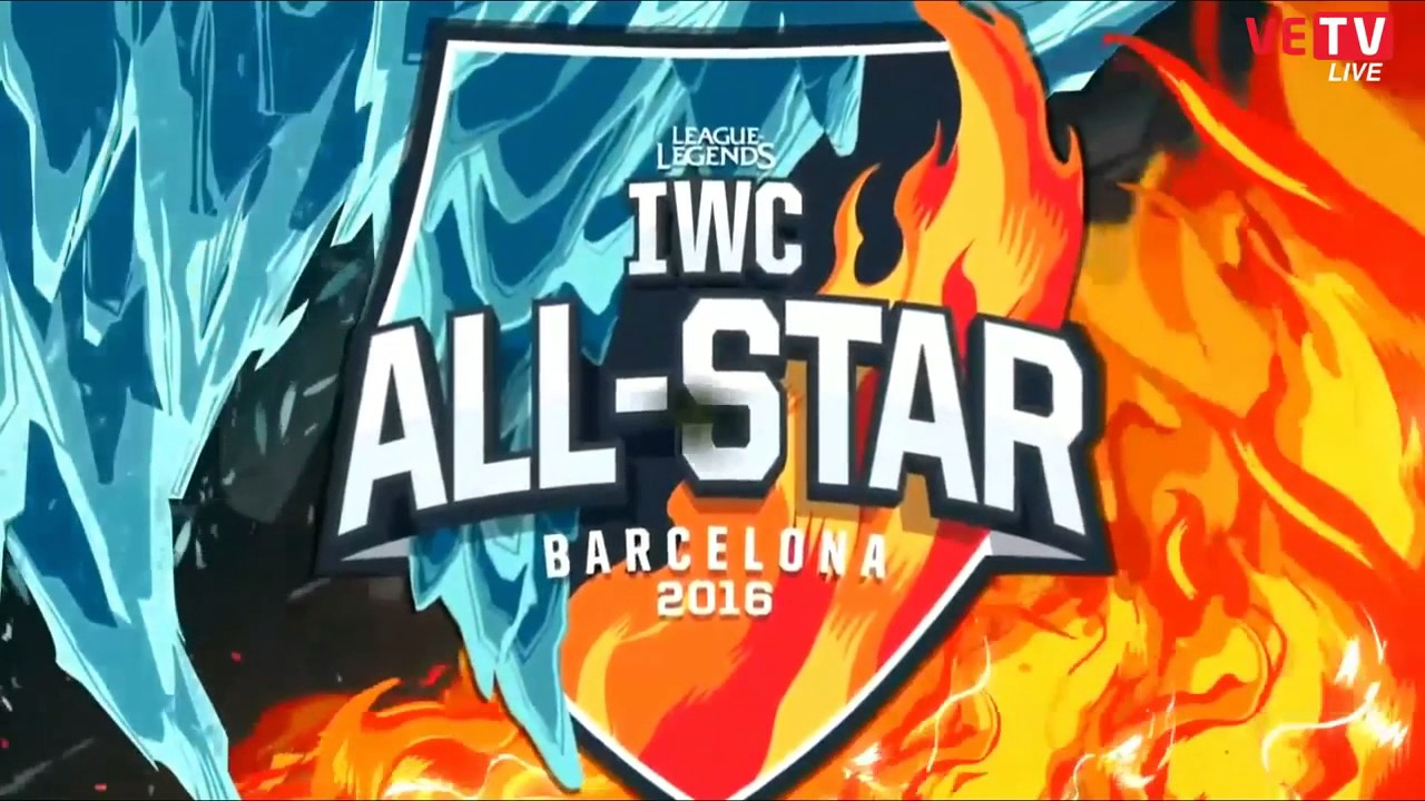 04 12 2016 TCL vs GPL AllStar Wildcard 2016 - Bán Kết 2 Ván 2