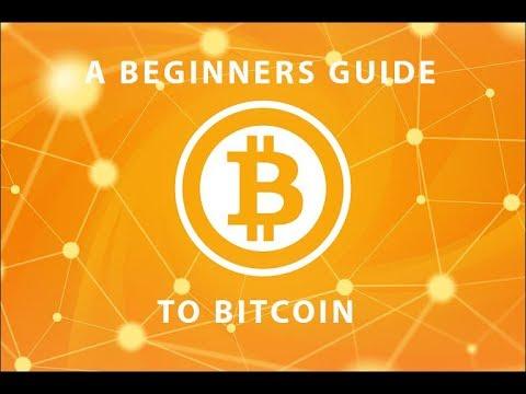Bitcoin 101. A Beginner's Guide. Part 1