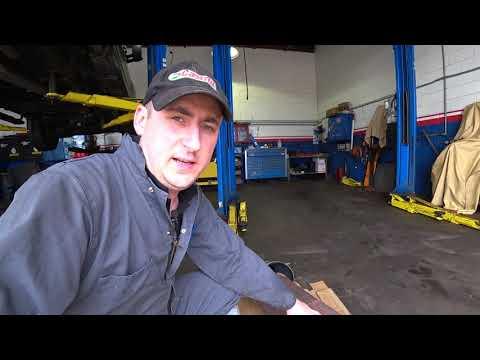 Автосервис в США Чистка фильтра DPF на дизельном траке