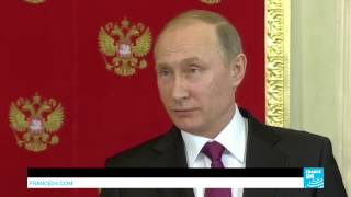 Vladimir Putin   This US strike reminds me strongly of events in Iraq in 2003