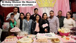 A Special Day Our Sisters Baby Shower