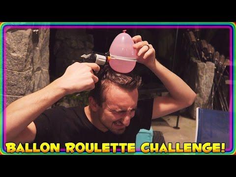 water balloon gun roulette