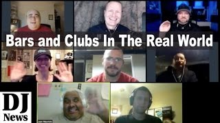 How To Get Bar Work During Slow Times: Monday Night DJ Live Chat #DJNTV