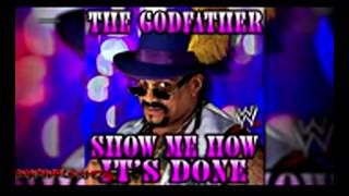 WWE The Godfather Theme song music