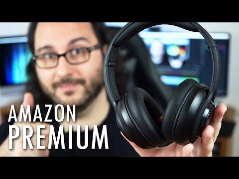 Cuffie economiche ma PREMIUM! - Recensione Cuffie AmazonBasics Premium