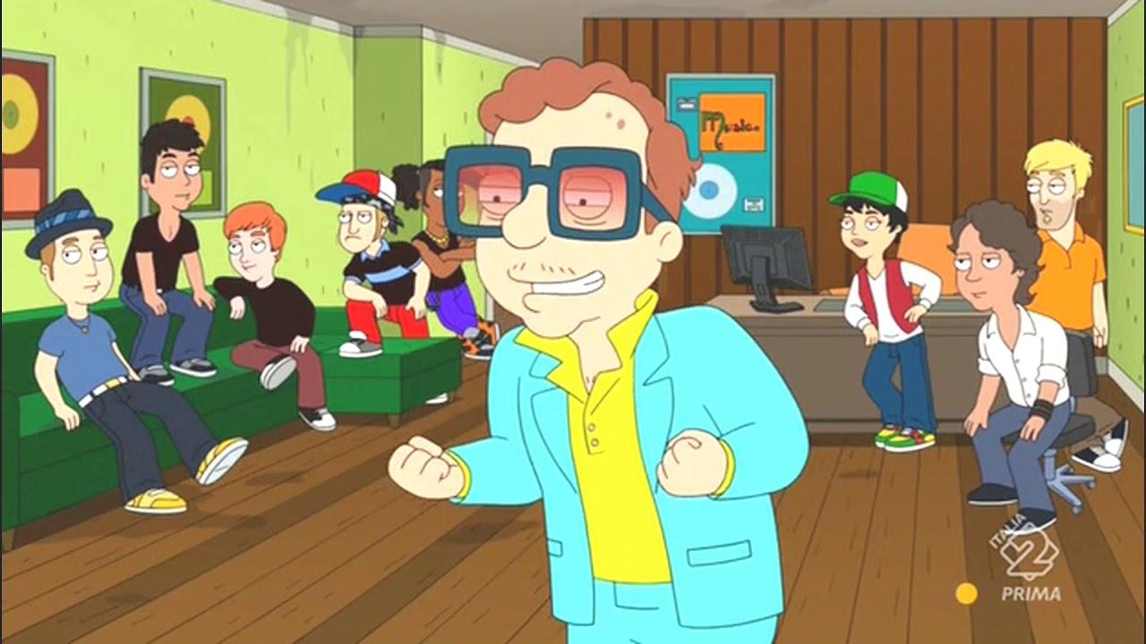 American Dad ITA - Steve e i suoi amici conoscono lo Zio ...