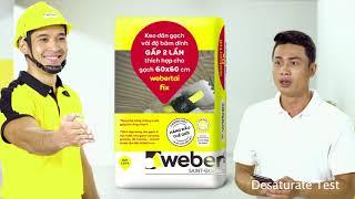 Weber Cement