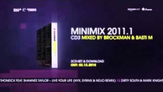IN THE CLUB 2011.1 - Minimix by Brockman & Basti M