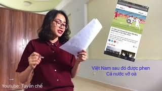 U23 Việt Nam vào chung kết - nhạc chế hay bất ngờ