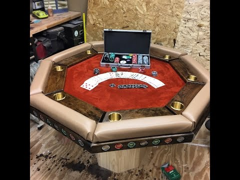 Building A Poker Table Kestell ...
